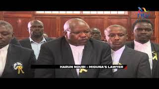 Matiang'i appeals High Court order on Miguna - VIDEO