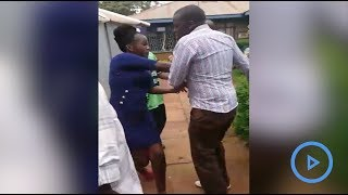 Election observer slapped during Nyeri by-election