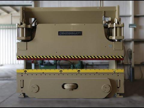 A la venta Dobladora Cincinnati 175 Tons   Industrias Frimar   Maquinaria metalmecanica