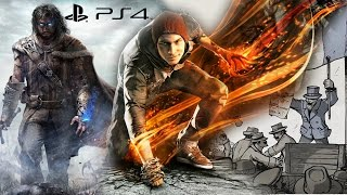 Top 10 PlayStation 4 Games - 2014 (PS4/PS3)
