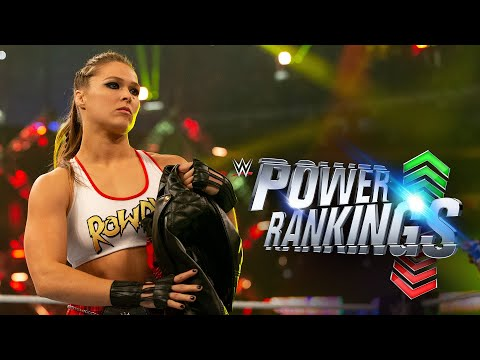Rousey makes