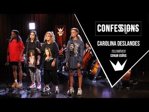 Mega Hits - Confessions | Carolina Deslandes, Irma, Vânia e Soraia - Telemóveis (Conan Osíris)