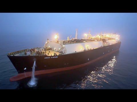 chevron's shipbuilding and fleet modernization program