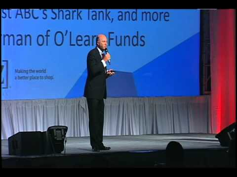 Kevin O'Leary at STORE 2014