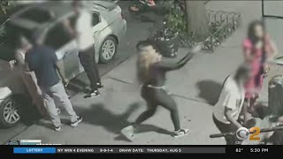 Shocking Video: Woman Shot, Killed At Point-Blank Range In Brooklyn