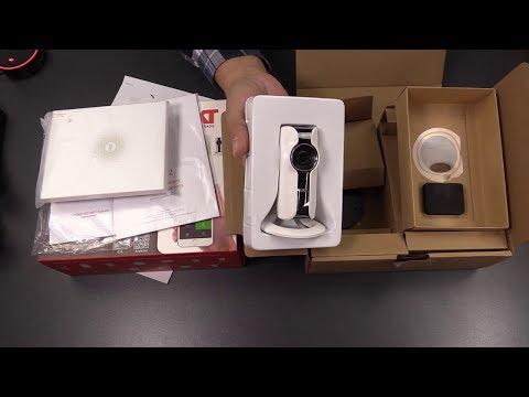 Alarmanlage - Multi Kon Trade FO1402 - Alarmanlage mit HD Kamera - Test inkl. Echo Dot