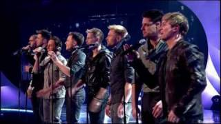 Westlife - No Matter What (Featuring Boyzone) (HD)