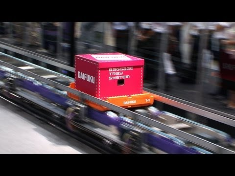 This Crazy Baggage Roller Coaster Takes Your Bags For A Record-Breaking Ride