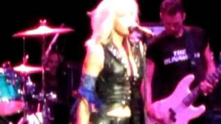 """Cherie Currie """"Roxy Roller"""" Live 2010 Concert at Pacific Amp OC Fair The Runaways Movie"""