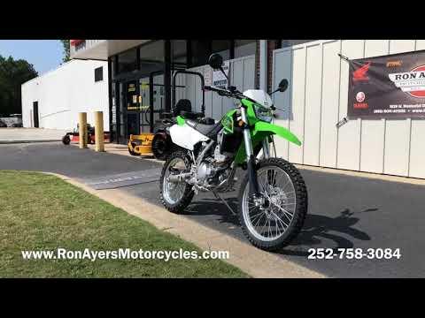2020 Kawasaki KLX 250 in Greenville, North Carolina - Video 1
