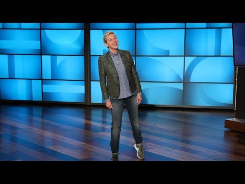 Ellen's Season 16 Bloopers... So Far (видео)