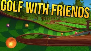 GOLF with FRIENDS! and Tractorhead