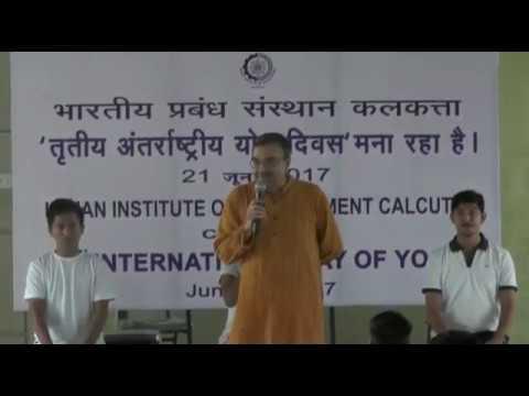 3rd International Day Of Yoga 2017