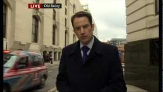 Final BBC News at One from BBC Television Centre Friday 15 March 2013