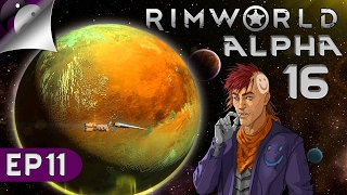 Let's Play Rimworld Alpha 16 Episode 11 - Granite Blocks Is For The Kill Boxes! - Rimworld Gameplay