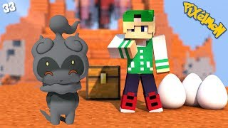 Marshadow  - (Pokémon) - EP 33 Marshadow dan Unboxing Telur Pokemon Terbaik - Minecraft Pixelmon Indonesia