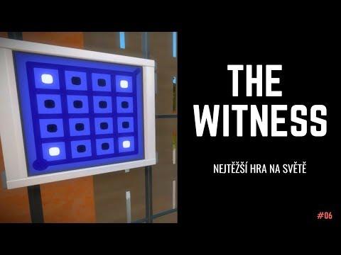 NEJTĚŽŠÍ HRA NA SVĚTĚ - THE WITNESS   #01