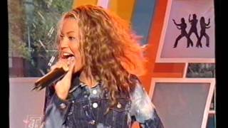 Destiny's Child perform Independent Women on T4