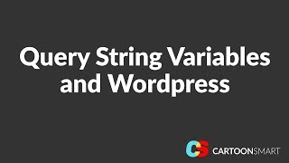 How to use URL Query String Variables with Wordpress (part 2 in Database series)