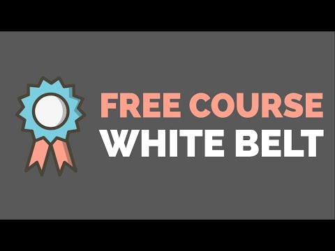 Free Lean Six Sigma Certification Course (White Belt) - YouTube