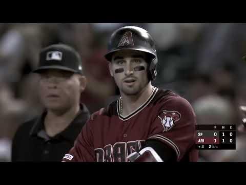 Arizona Diamondbacks Baseball Tribute/Fan Vid Locastro, Pollock - We Back (Jason Aldean)