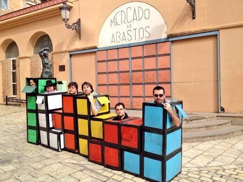Tetris Carnavales Tudela 2014