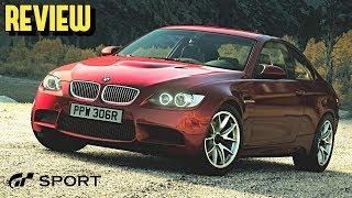 GT SPORT - BMW E92 M3 REVIEW