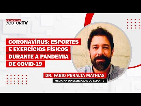 Coronavírus: esportes e exercícios físicos durante a pandemia de Covid-19