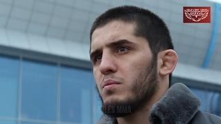 Ислам Махачев: Скоро Нурмагомедов привезет пояс UFC  в Россию.