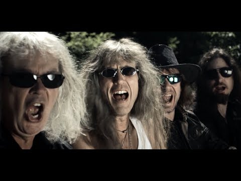 GRAVE DIGGER ft. RUSSKAJA - Zombie Dance (Official Video) | Napalm Records online metal music video by GRAVE DIGGER