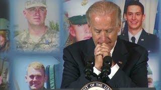 Joe Biden: I understand suicidal thoughts