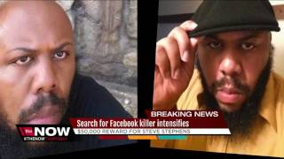 Search for Facebook killer intensifies
