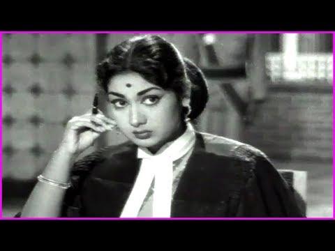Manchi Manasulu Movie - Part 10 | ANR | Savitri | SV Ranga Rao | Showkar Janaki
