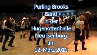 Purling Brooks Band in der Hugenottenhalle
