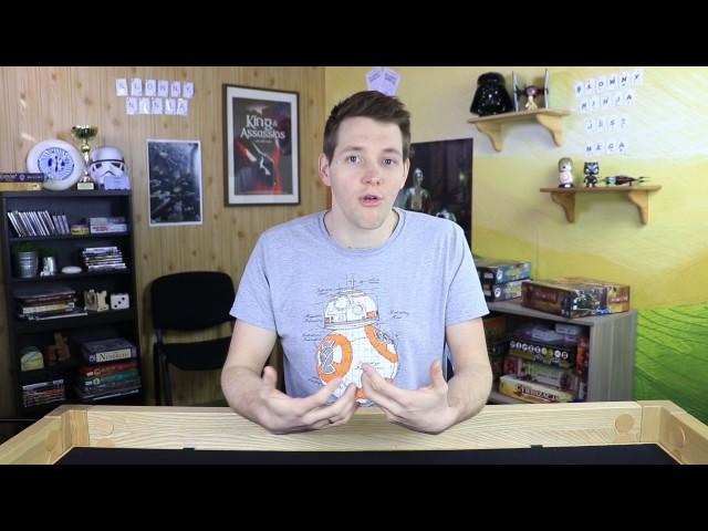 Gry planszowe uWookiego - YouTube - embed Bss0IuL_peA