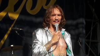 "The Darkness ""Get Your Hands Off My Woman"" Live @ Godiva Festival 09/07/2017"