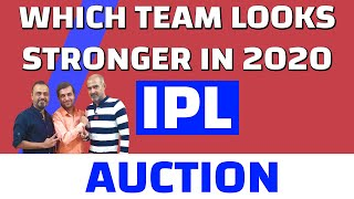 Which Team Looks Stronger In 2020 IPL