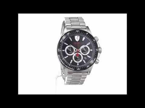 Orologio Ferrari da uomo Pilota FER0830393