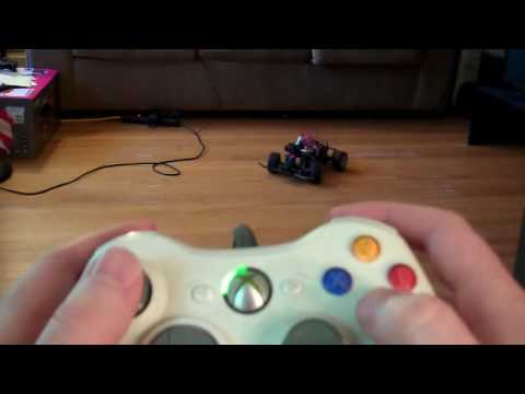 The Badass R/C Car That's Controlled By An Xbox 360 Controller