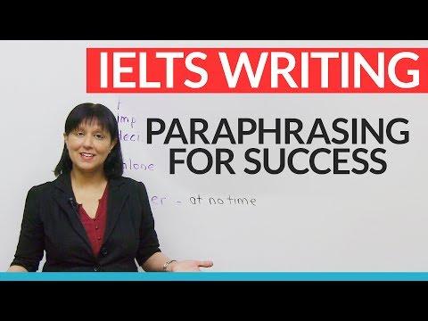 Vocabulary for IELTS & TOEFL Essay Success