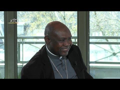Mgr Charles Mahuza Yava - vicariat de Mayotte (archipel des Comores)