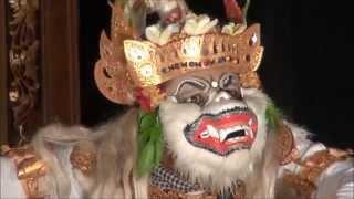 Balinesisk Danse Show
