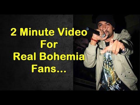 5 Reason - Why Bohemia is God of Punjabi rap - Bohemia Lifestyle- जब राजा करे rap मैदान खाली