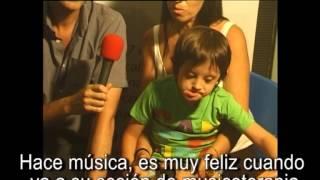 """Testimonios musicoterapia CAMINO """"Bauti"""""""