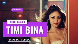 Timi Bina (NIroj Lama)  | new nepali pop song 2014 || asian music || official video HD