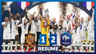 Spain 1-2 France Final