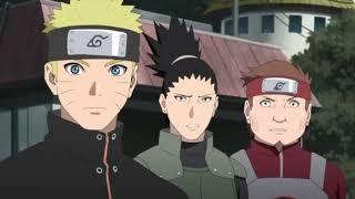 Tsunade Makes Kakashi 6th Hokage, Naruto Sasuke and Sakura After Fourth Great Ninja War