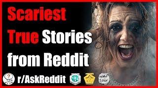 Scariest 100% True stories from Redditors (r/AskReddit - Reddit Scary Stories)