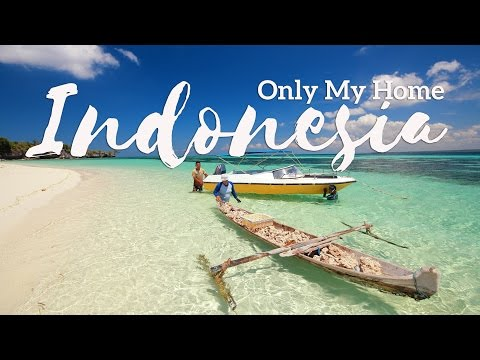 Only my home Indonesia