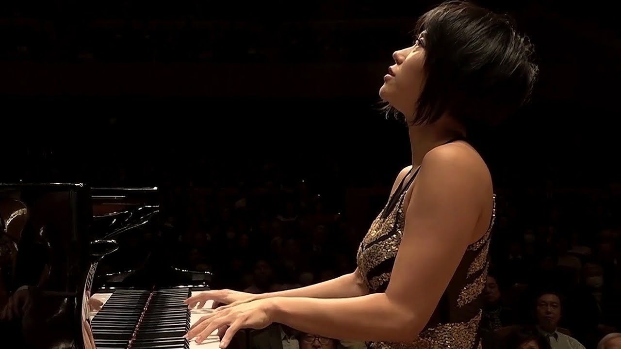 Royal Concertgebouw i Yuja Wang